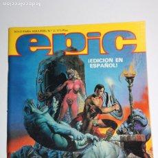Fumetti: EPIC SOLO PARA ADULTOS NUM:2-EDICION EN ESPAÑOL. Lote 275075418