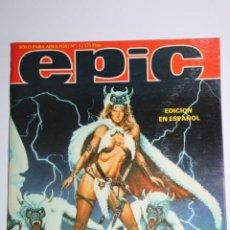 Fumetti: EPIC SOLO PARA ADULTOS NUM:1 EDICION EN ESPAÑOL 1982. Lote 275076693