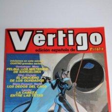 Fumetti: VERTIGO - EDICION ESPAÑOLA DE PILOTE Nº 9 - SOLO PARA ADULTOS. Lote 275203263