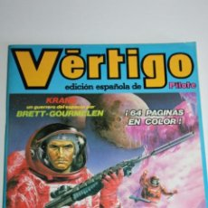 Fumetti: VERTIGO - EDICION ESPAÑOLA DE PILOTE Nº 7 - SOLO PARA ADULTOS. Lote 275203378