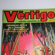 Fumetti: VERTIGO - EDICION ESPAÑOLA DE PILOTE Nº 4- SOLO PARA ADULTOS. Lote 275203608