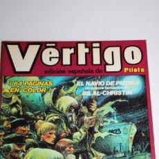 Fumetti: VERTIGO - EDICION ESPAÑOLA DE PILOTE Nº 5- SOLO PARA ADULTOS. Lote 275203738