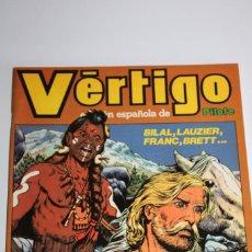Fumetti: VERTIGO - EDICION ESPAÑOLA DE PILOTE Nº 6 SOLO PARA ADULTOS. Lote 275203888