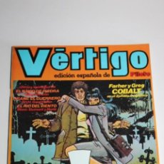 Fumetti: VERTIGO - EDICION ESPAÑOLA DE PILOTE Nº 8 SOLO PARA ADULTOS. Lote 275204128