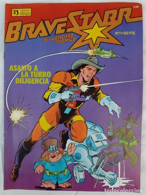 Cómics: COMICS NUMEROS 1 DE EDICIONES ZINCO, 10 EJEMPLARES - Foto 4 - 275471458