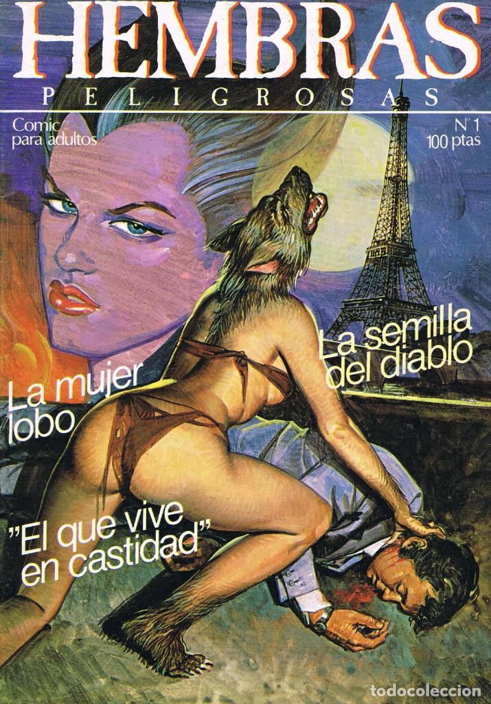 Cómics: COMICS NUMEROS 1 DE EDICIONES ZINCO, 10 EJEMPLARES - Foto 10 - 275471458