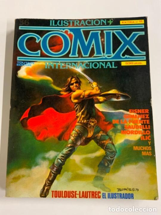 COMIX. CÓMIC PARA ADULTOS. 3 CÓMICS DE UNAS 90 PÁGINAS. (Coleccionismo para Adultos - Comics)