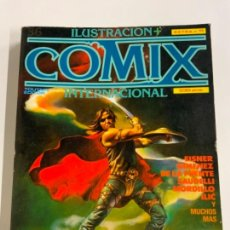 Cómics: COMIX. CÓMIC PARA ADULTOS. 3 CÓMICS DE UNAS 90 PÁGINAS.. Lote 275583498