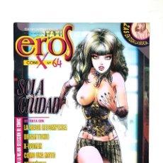 Comics: EROS REVISTA MENSUAL PARA ADULTOS COMIX Nº 64. Lote 275910388