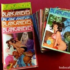 Comics: LOTE DE 24 -BLANCANIEVES EROTICA-VER NUMERACION-1-2-3..... Lote 283006203