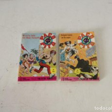 Comics: LOTE DE 2 COMICS ERÓTICOS, DE PACO PITO. Lote 287461008