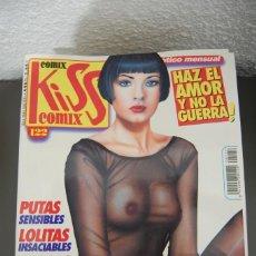 Cómics: KISS COMIX Nº 122. Lote 289588918