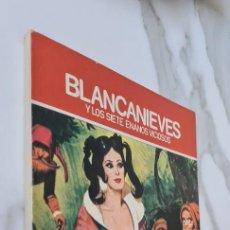 Cómics: BLANCANIEVES Y LOS SIETE ENANOS VICIOSOS 1 COMIC EROTICO 1975 1976 ESTILO EL CUERVO HARA KIRI. Lote 290050443