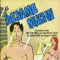 Cómics: BESAME MUCHO Nº 16 - PRODUCCIONES EDITORIALES - MUY BUEN ESTADO - SUB01M. Lote 292373478
