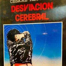 Cómics: DESVIACION CEREBRAL.CESARE REGGIANI.3. Lote 294819048
