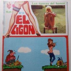 Cómics: EL LIGÓN Nº 12. Lote 294946238