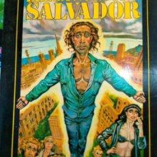 Cómics: LLEGA NUESTRO SALVADOR. JULIO AMAT. BUFAFURATS COMICS..N° 2..AÑO 1981.. Lote 295296663