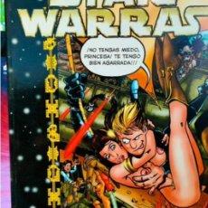 Cómics: STAR WARRAS..GREGO Y LOREN LORENTE...WET COLLECTION N° 5.. Lote 295482003