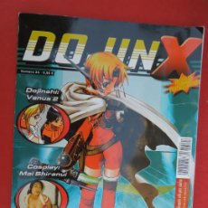Fumetti: DOJIN X - Nº 24 - FEBRERO 2002 - COMIC PORNO SÓLO PARA ADULTOS.. Lote 295534683