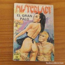 Cómics: MISTERLADY 1 EL GRAN PALO. CODIPRES 1978. Lote 296763293