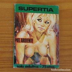 Cómics: SUPERTIA 1 PIEL ARDIENTE. E.S. EDITOR 1979. Lote 296763398