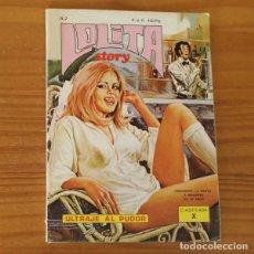 Cómics: LOLITA STORY 2 ULTRAJE AL PUDOR. COMIC EROTICO. Lote 296763473