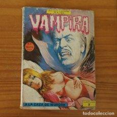 Cómics: VAMPIRA 2 A LA CAZA DE WURDAK. COMIC EROTICO. Lote 296763513
