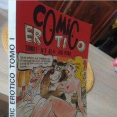 Cómics: COMIC EROTICO..TOMO Nº 1. Lote 296825663