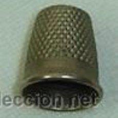 Coleccionismo de dedales: DEDAL METALICO MINIATURA DIAM. 1,5 CMS.. Lote 11098282