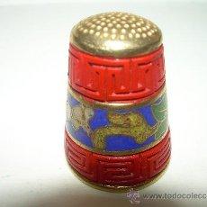 Coleccionismo de dedales: ANTIGUO DEDAL.. Lote 32804808