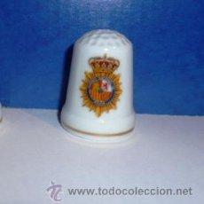 Coleccionismo de dedales: POLICIA NACIONAL CNP TAMBIEN CME Y GC. Lote 143831348