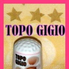 Coleccionismo de dedales: DEDAL RATON TOPO GIGIO WALT DISNEY TOPOGIGGIO TOPOGIGIO TOPO GIGGIO . Lote 143833305