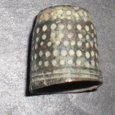 Coleccionismo de dedales: ANTIGUO DEDAL SIGLO XVII. Lote 56900919