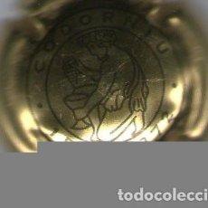 Coleccionismo de dedales: CHAPA CAVA CODORNIU. Lote 73120267