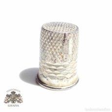 Coleccionismo de dedales: DEDAL CON TORRE HERCULES CORUÑA. Lote 87532488