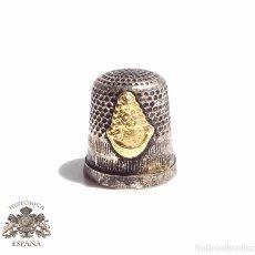 Coleccionismo de dedales: DEDAL NUESTRA SEÑORA DEL ROCIO. Lote 87533040