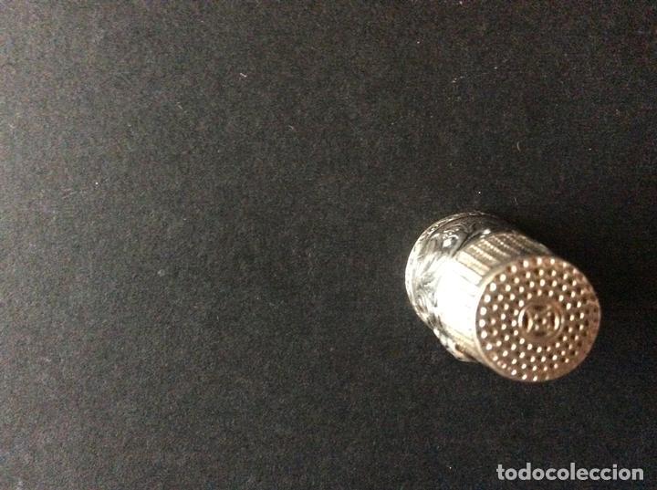 Coleccionismo de dedales: Dedal en plata. - Foto 3 - 97684215