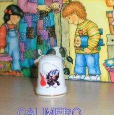 Coleccionismo de dedales: DEDAL CALIMERO . Lote 143832117