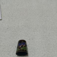 Coleccionismo de dedales: DEDAL METAL. Lote 190037191