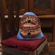 Coleccionismo de dedales: DEDALES DE TARAZONA 3 UNIDADES. Lote 215753557