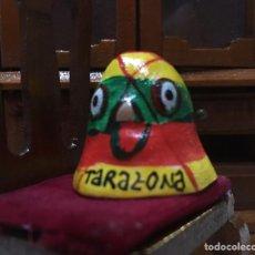 Coleccionismo de dedales: DEDAL DE TARAZONA. Lote 215753720