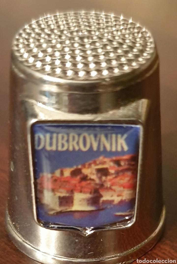 DEDAL METAL DUBROVNIK (Coleccionismo - Dedales)