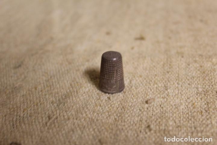 Coleccionismo de dedales: dedal de plata - Foto 2 - 240905000