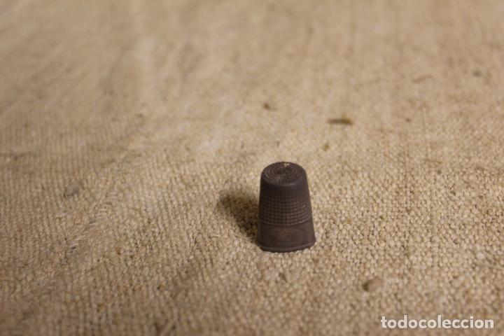 Coleccionismo de dedales: dedal de plata - Foto 2 - 240905170