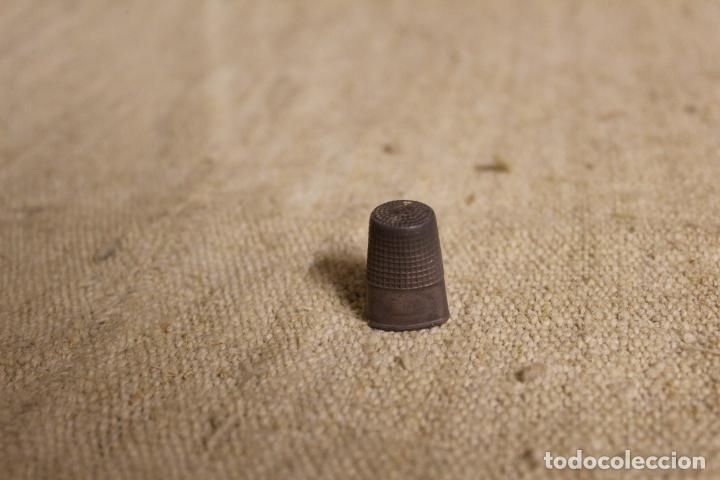 Coleccionismo de dedales: dedal de plata - Foto 3 - 240905170