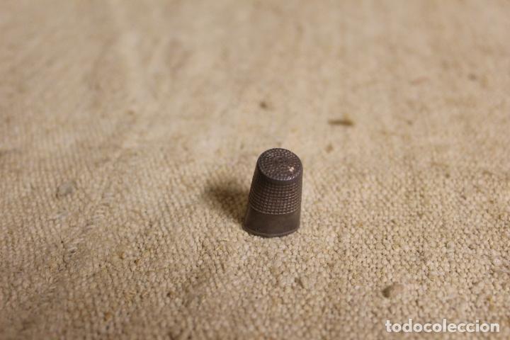 Coleccionismo de dedales: dedal de plata - Foto 4 - 240905170
