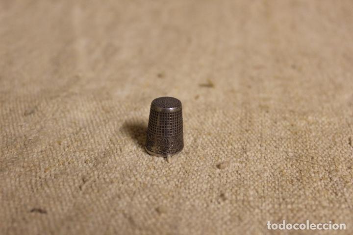Coleccionismo de dedales: dedal de plata - Foto 3 - 240905260