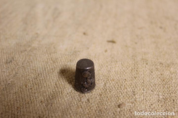 Coleccionismo de dedales: dedal de plata - Foto 4 - 240905260