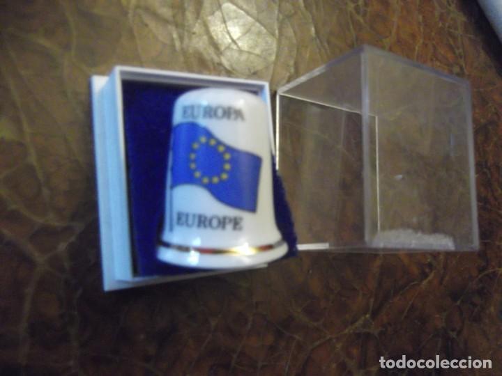 DEDAL PORCELANA DE EUROPA, COLECCIÓN VINTAGE PRIVADA (Coleccionismo - Dedales)