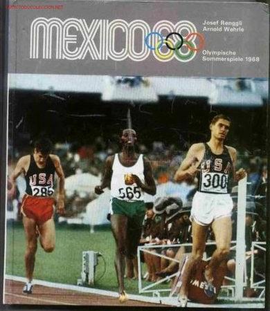 Album Completo Juegos Olimpicos Mexico 1968 Comprar En